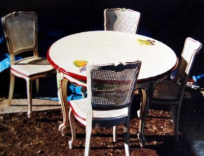 Relooking meubles artisan d art meuble peint cr ation d 39 entreprise en relooking meubles - Formation ameublement decoration ...