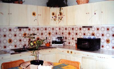 Comment relooker une cuisine ancienne la cuisine adopte - Relooker cuisine formica ...