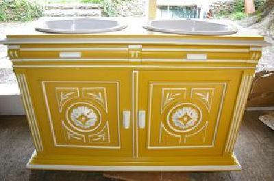 Meubles salle de bains id e meuble salle de bain for Meuble salle de bain ancien