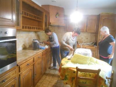 Fabrication produits colo brico therapie ateliers for Cout cuisine professionnelle