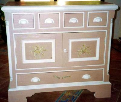 Relooking eco recyclage mobilier cr ations originales for Formation peinture sur meuble