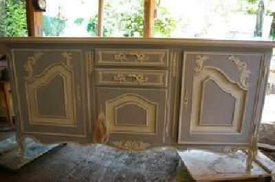 meubles anciens relook s objets publicitaires plaques maill es anciennes publicitaires. Black Bedroom Furniture Sets. Home Design Ideas