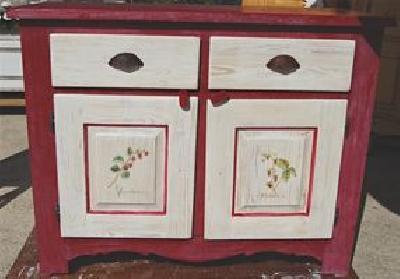 relooking vaisselier peint commodes peintes commodes d cor es decor sur meuble peinture. Black Bedroom Furniture Sets. Home Design Ideas